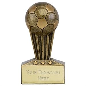 Micro Football Trophy - A1720