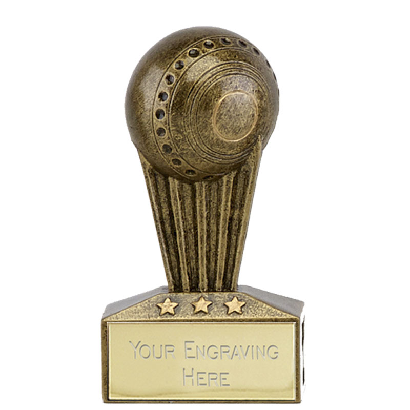 Micro Lawn Bowls Trophy - A1722