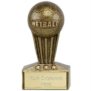 Micro Netball Trophy - A1727