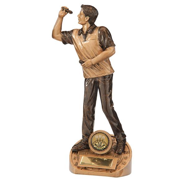 Bullseye Male Darts Award - RF17057