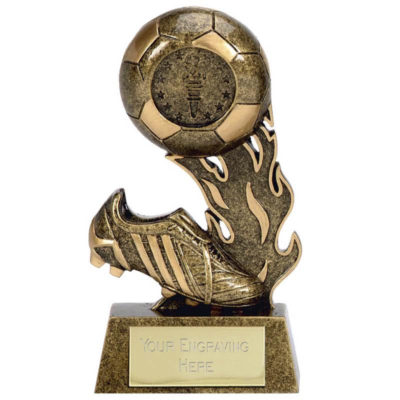 Scorcher Football Trophy - A1447