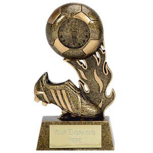 Scorcher Football Trophy