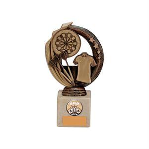Renegade Legend Darts Trophy Antique Bronze - TH17255