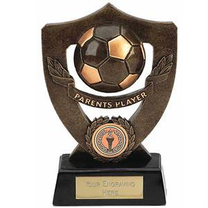 Celebration Football Shield Parents Player Award
