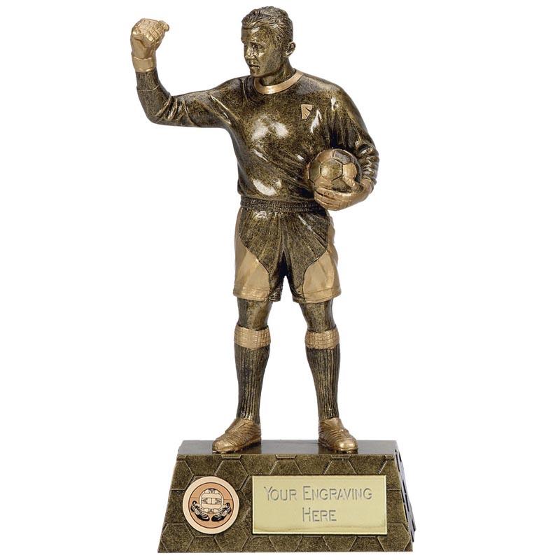 Pinnacle Football Goalie Trophy - A1420