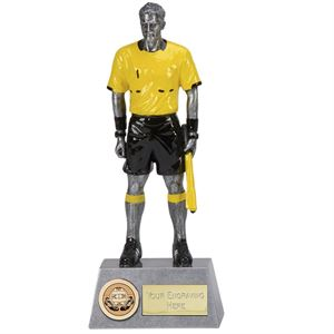 Pinnacle Football Assistant Referee Trophy - A1536C