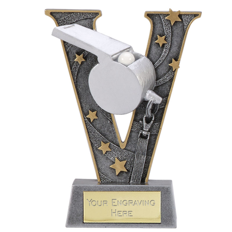 V Series Referee Whistle Trophy - A1535A