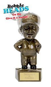 Bobble Head Manager Award - A1166