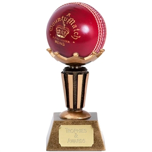 Cricket Ball Display Stand Trophy (Ball not included) - A1005