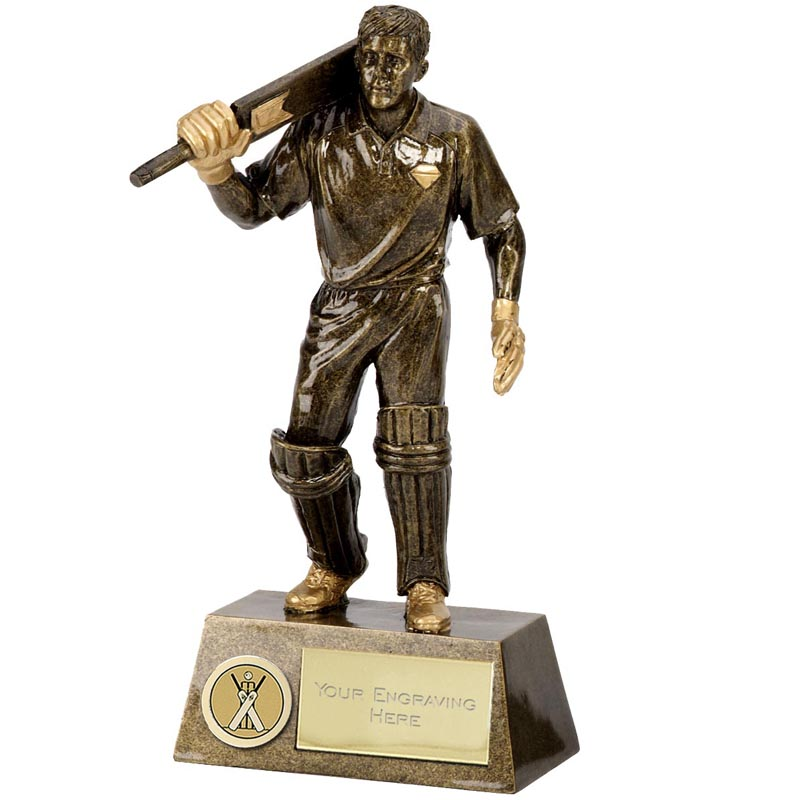 Pinnacle Cricket Batsman Trophy - A1251