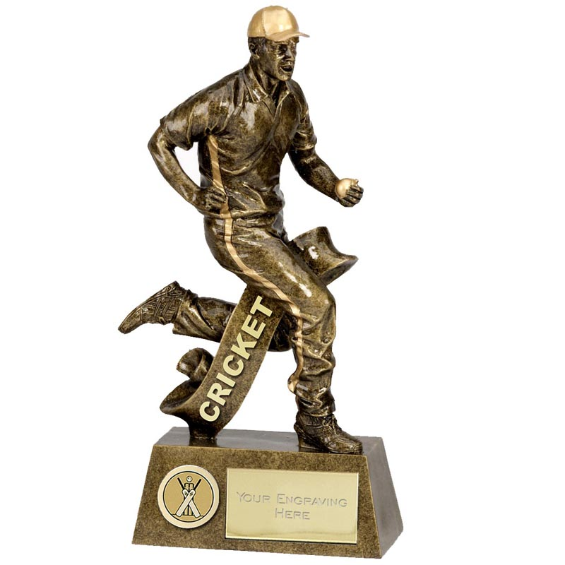 Pinnacle Cricket Fielder Trophy - A1256