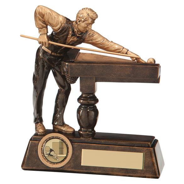 Big Break Pool/Snooker Trophy - RF17056