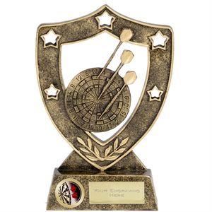 Shield Star Darts Award - N01018