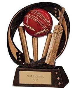 Typhoon Cricket Trophy Small - RF16082