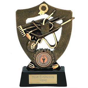 Celebration Gardening Shield Award