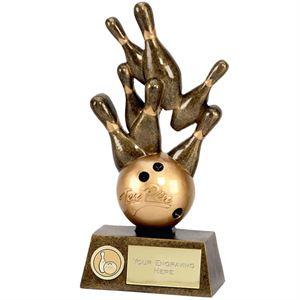 Pinnacle Ten Pin Bowling Trophy
