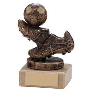 Agility Football Boot & Ball Award - TR17551B