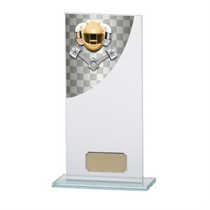 Colour Curve Motorsport Glass Trophy - CR4759