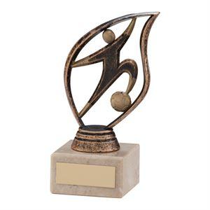 Flame Football Award - TR17550