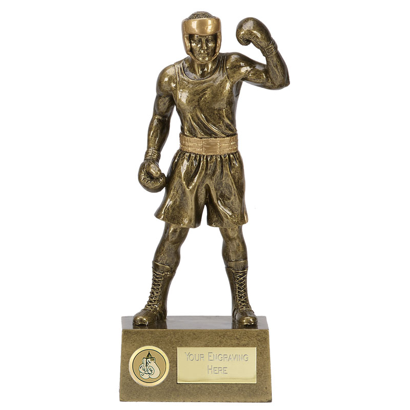 Knockout Boxing Trophy - A1534