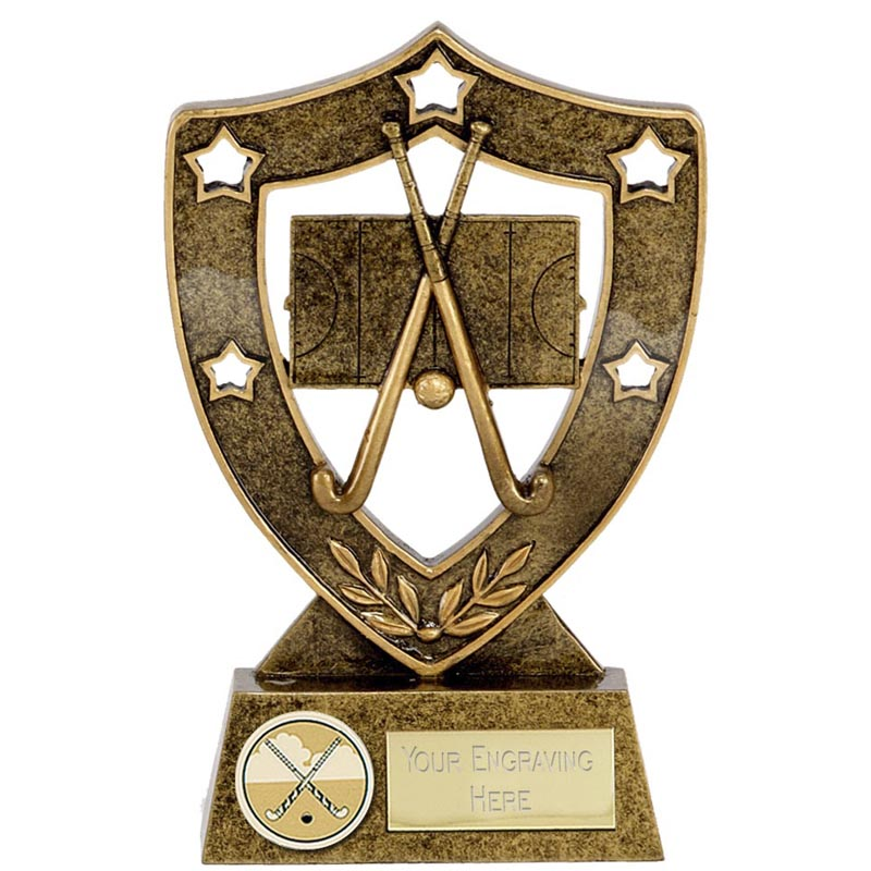Shield Star Hockey Award - N01043A/G
