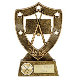 Shield Star Hockey Award