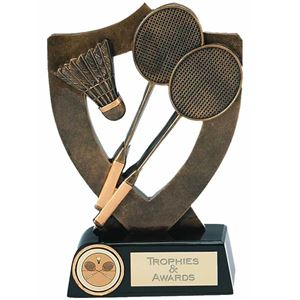 Celebration Shield Badminton Award - A344B