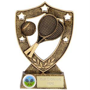 Shield Star Tennis Award