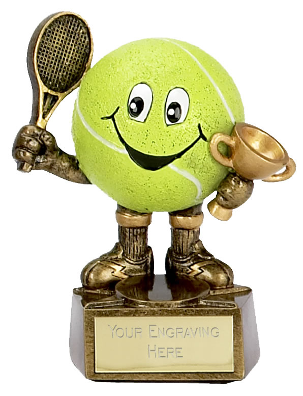 Tennis Man Trophy - A998