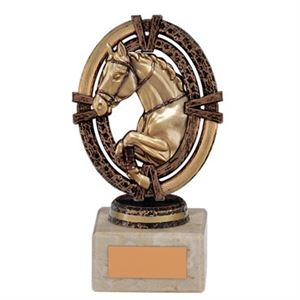 Maverick Legend Equestrian Trophy Bronze Small - TH16013B