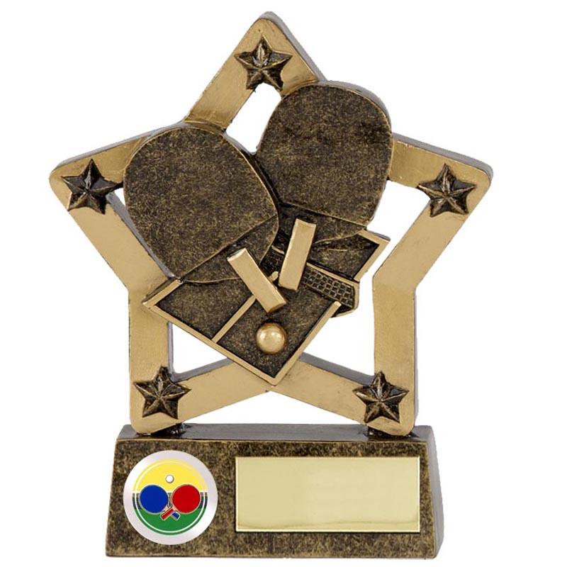 Star Table Tennis Award - N02006A/G
