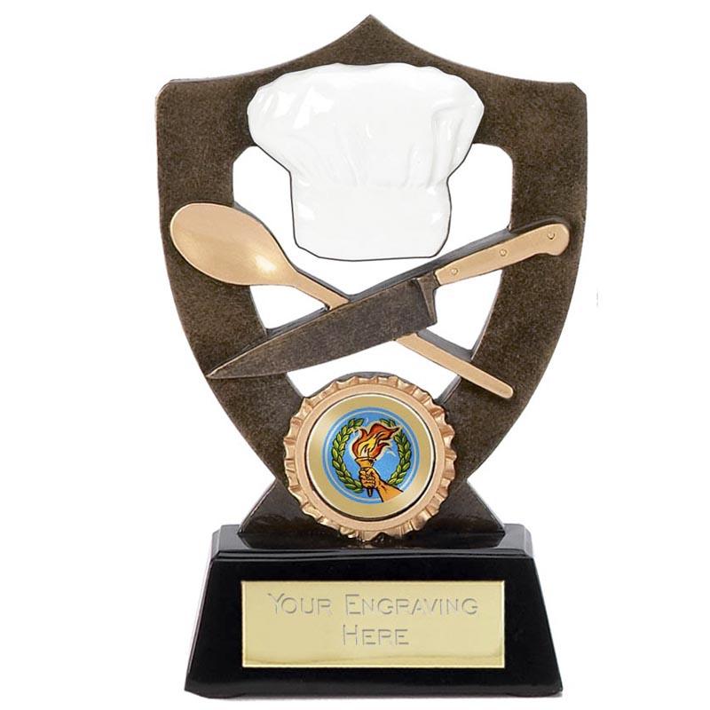 Celebration Shield Chef Award - A902
