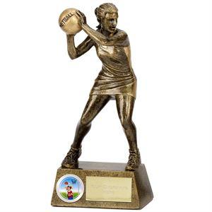 Pinnacle Netball Trophy