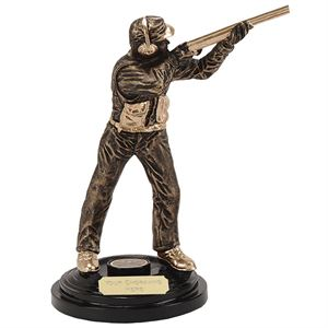 Action Clayshooter Trophy