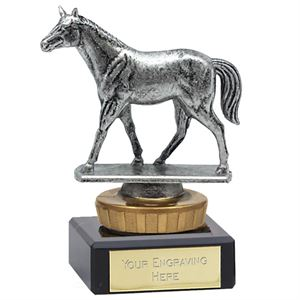 Classic Flexx Standing Horse Trophy - 137A.FX096