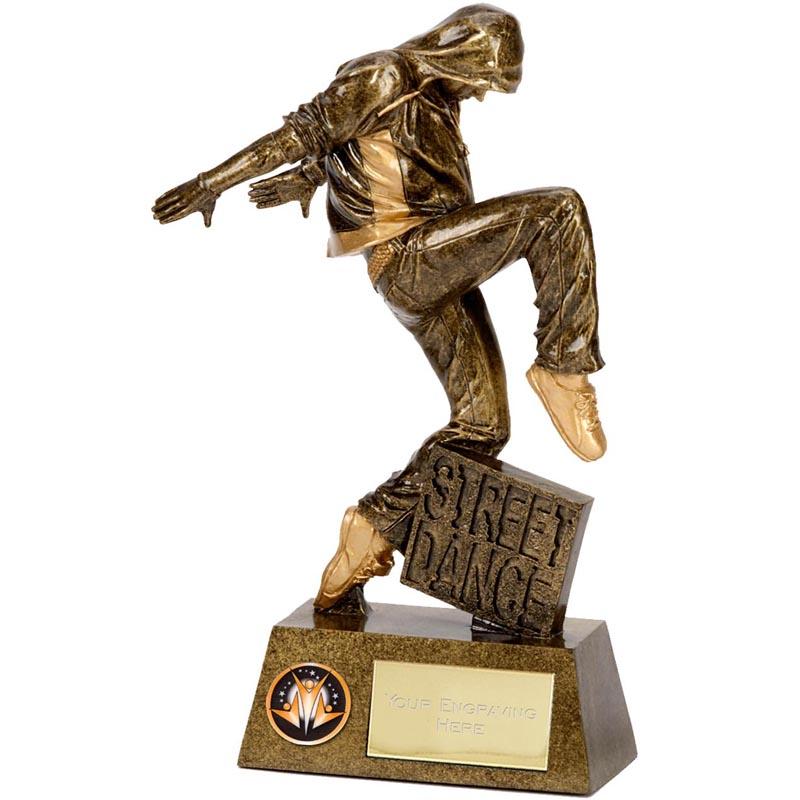 Pinnacle Street Dance Trophy - A1273