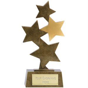 Starburst Trophy - A1790