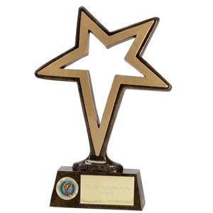 Pinnacle Star Trophy - A1245