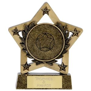 Star Wreath Award - N02024A/G