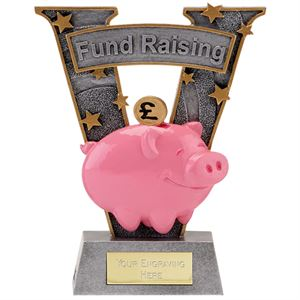 V Series Fundraising Award - A1655B