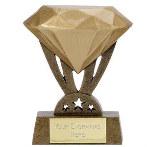 Mini Diamond Trophy - A1340