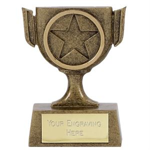 Mini Star Cup Trophy - A1336