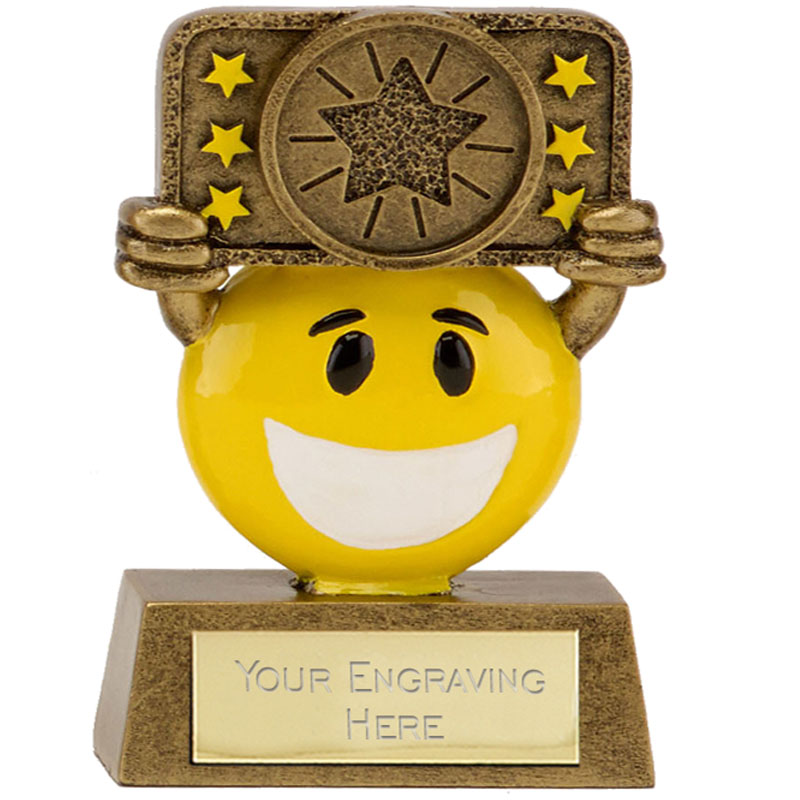 Happy Chappy Star Award - A1642