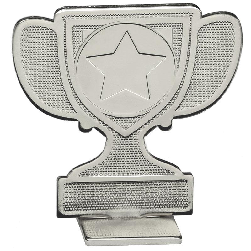 Global Cup Metal Trophy Silver - GB012.02