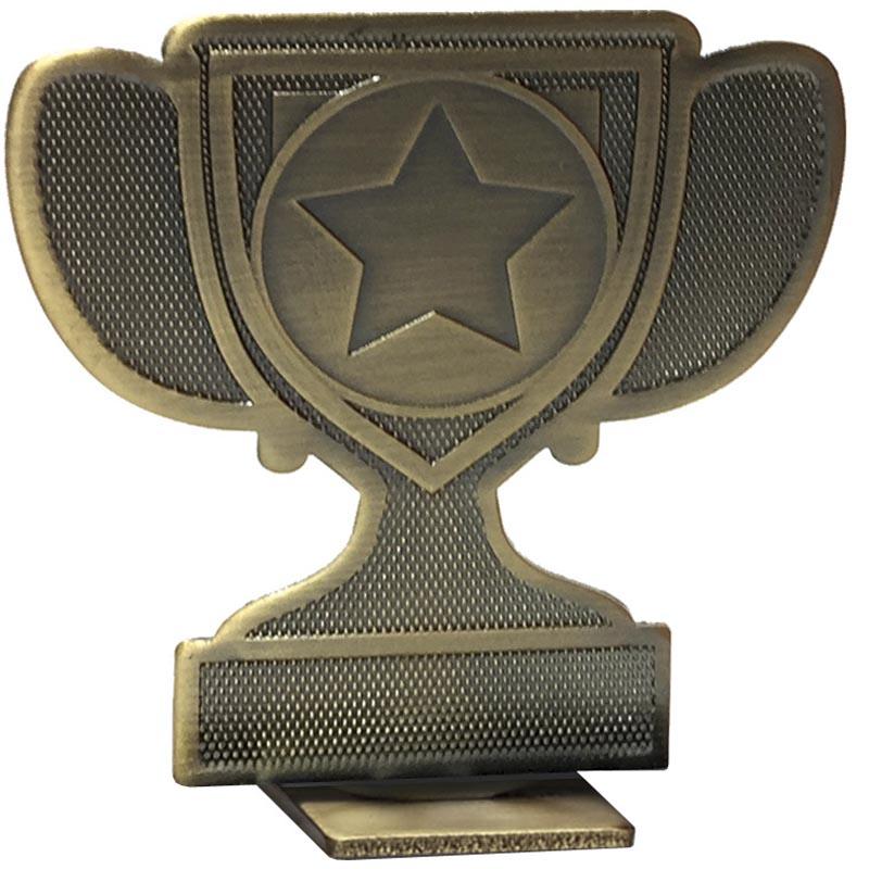 Global Cup Metal Trophy Bronze - GB012.12