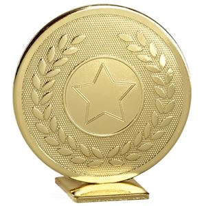 Global Laurel Metal Trophy Gold - GB006.01