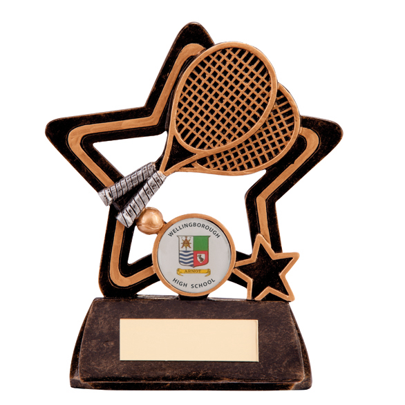 Little Star Tennis Award - RF1167