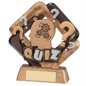Sporting Unity Quiz Trophy - RF17043