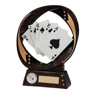 Typhoon Poker Trophy - RF16079