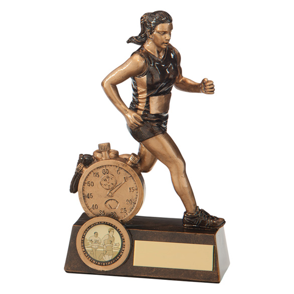 Endurance Female Runner Trophy - RF17063